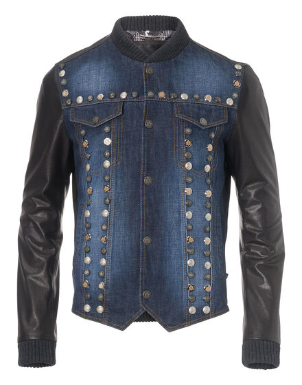 leather jacket bayfield