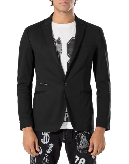 "blazer ""cool man"""