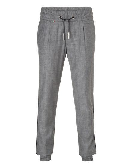 trousers sporty man