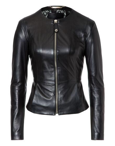 Leather Jacket Ronda