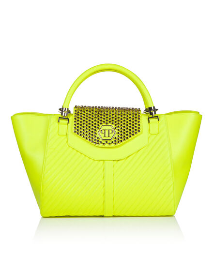 handbag 400 neon rainy day