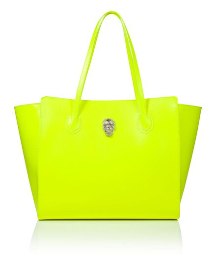 sopping bag 400 neon mood