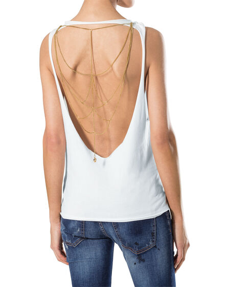 "tank top ""unchained"""