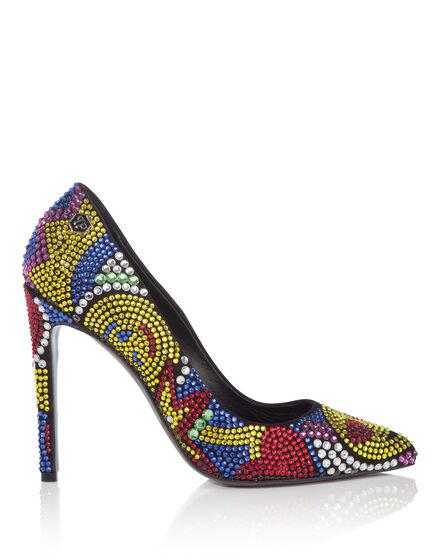 """high heel """"never stop"""""""