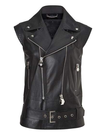 vests leather for me