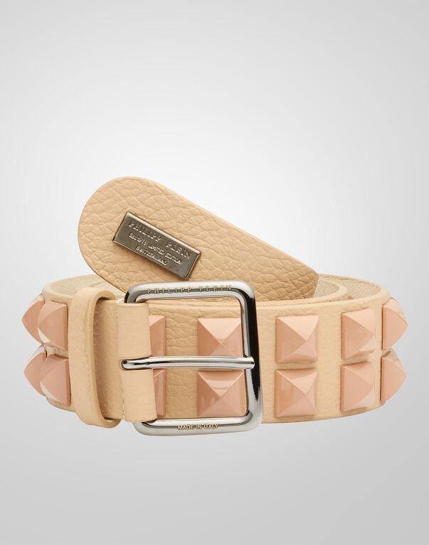 """belt """"studded class"""