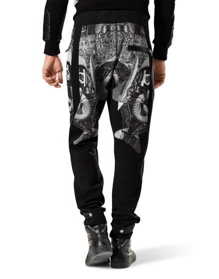 "sweat pants ""morning glory"""
