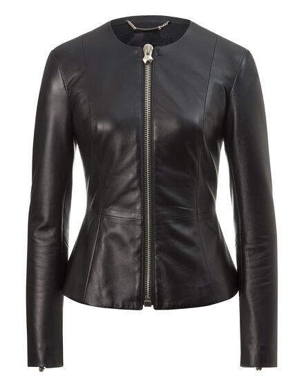 leather jacket etho