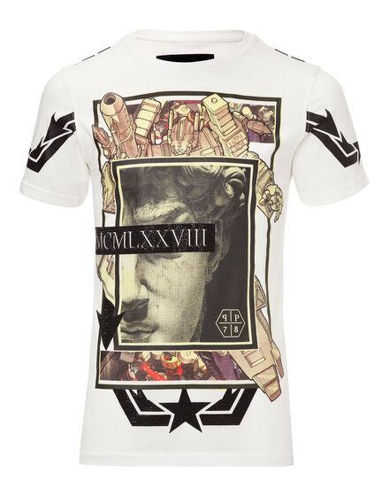 t-shirt tech-baroque