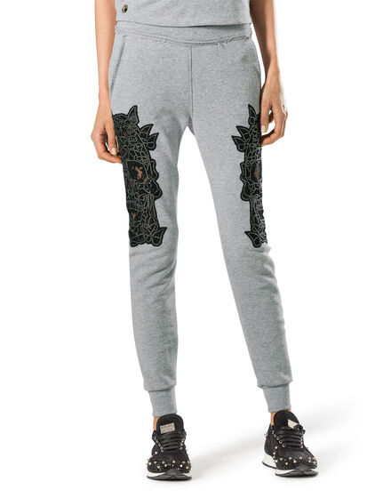 """jogging trousers """"all music"""""""