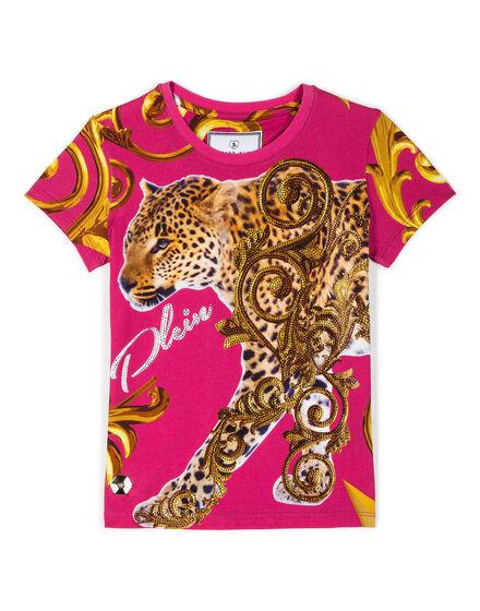 T-shirt Round Neck SS Vegas