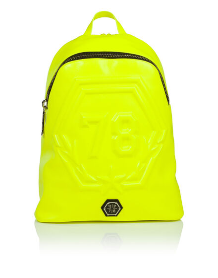 "small backpack ""neon shield"""