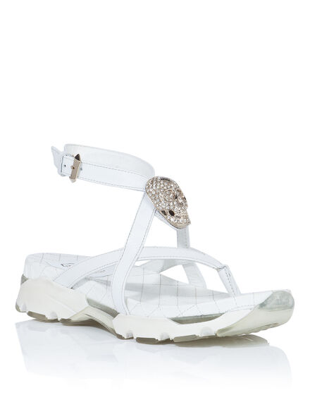 Sandals Wedges Madreperla