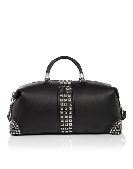 "travel bag medium size ""rock style"""
