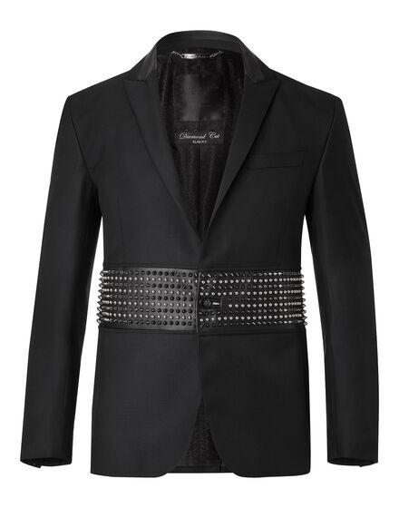 blazer studded
