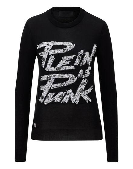 pullover plein is punk