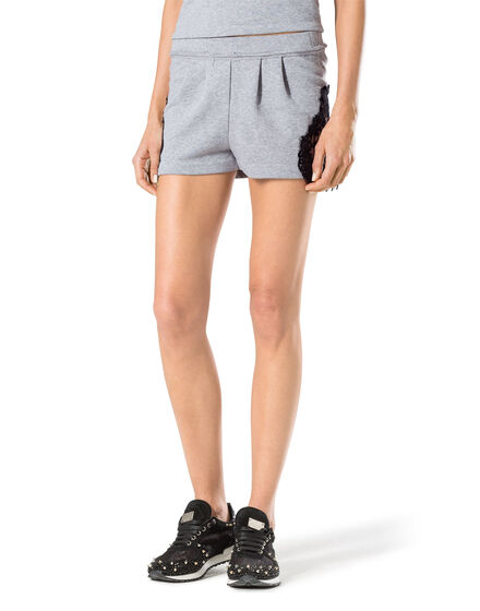 "jogging shorts ""glass"""