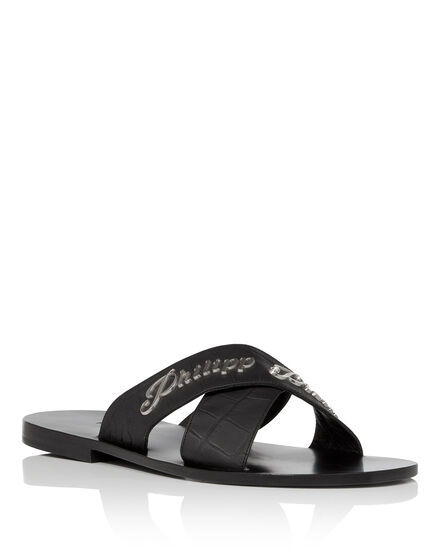 Sandals Flat Sezanne