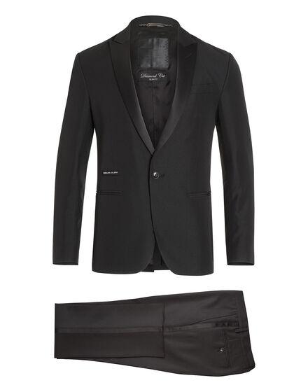 suit diamond cut keaton