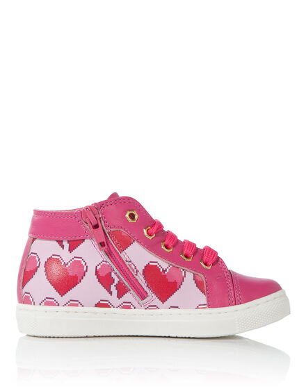 """high sneaker """"love and love"""""""