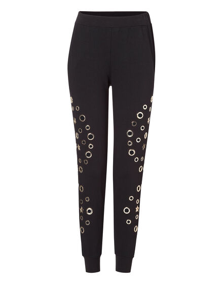 Jogging Trousers Eyelets
