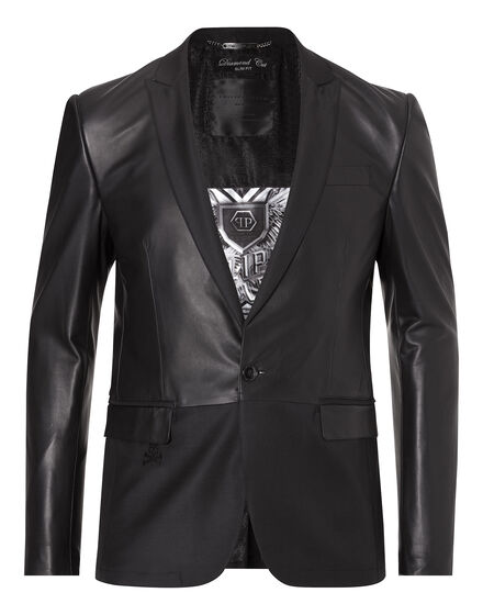 "blazer diamond cut ""biker"""