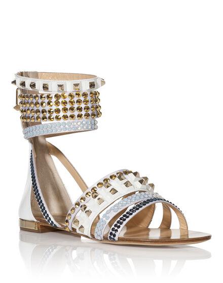 "sandals ""roman"""