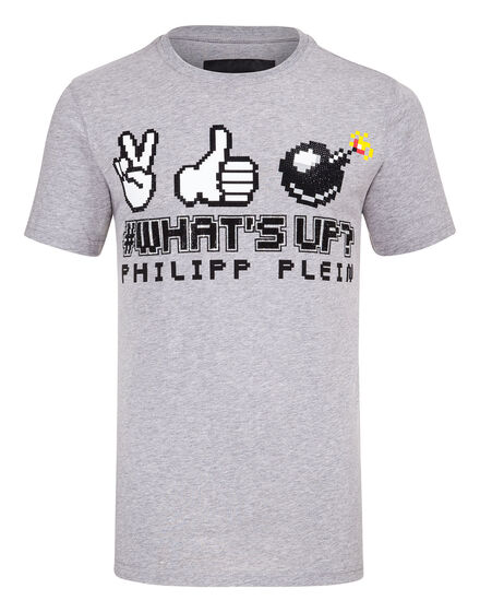 t-shirt whats up
