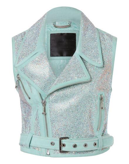 leather vest ahoi