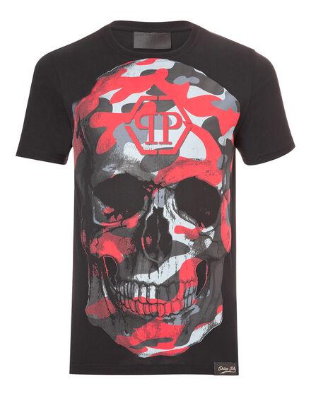 T-shirt Round Neck SS Agent