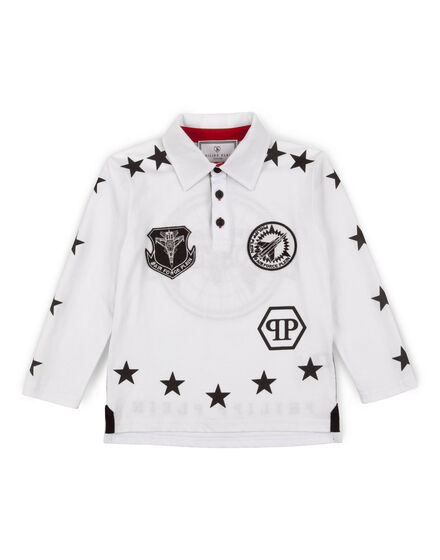 "polo long sleeves ""stellar"""