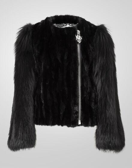 jacket fur right