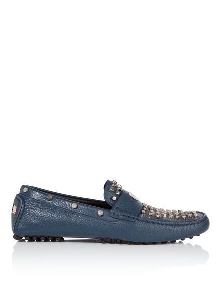 """moccasins """"armored"""""""