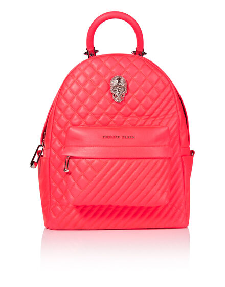 """small backpack """"neon turtle"""""""