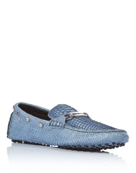 """moccasin """"on the moon"""""""