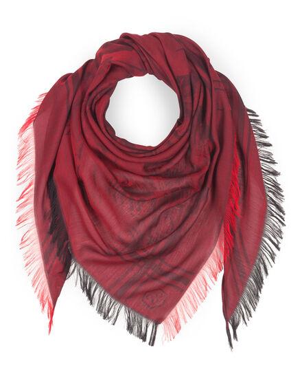 half scarf baroque death