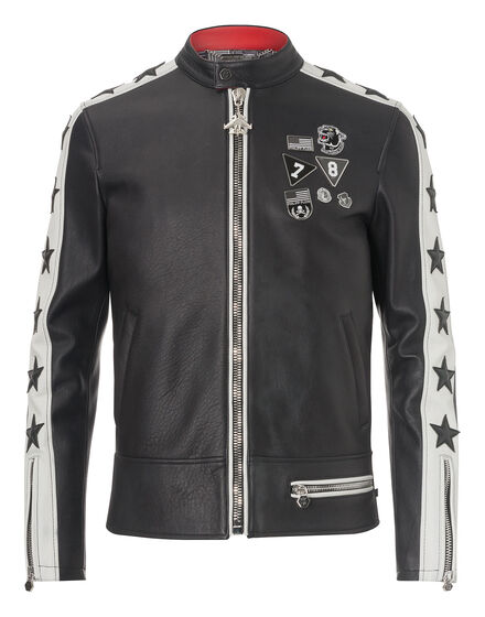 leather jacket interstellar
