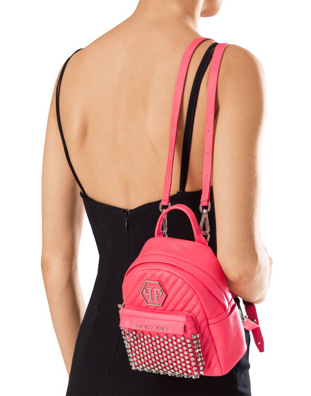 """xs backpack """"neon wall"""""""