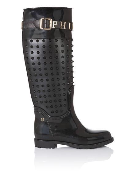 "rain boots ""armor"""