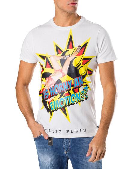 "t-shirt ""erotic terrorist"""
