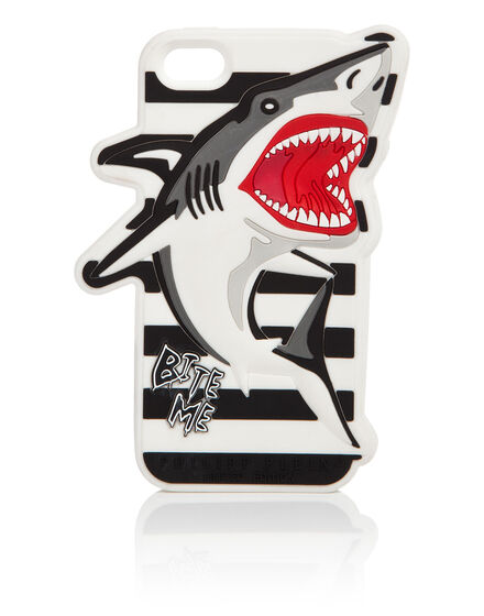 "iphone 5 cover ""shark attack"""