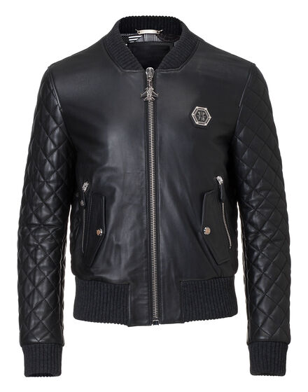 "leather jacket ""cavendish"""