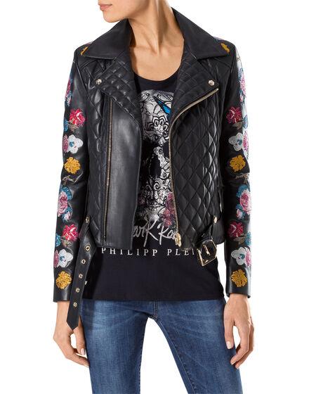 """leather jacket """"eden"""