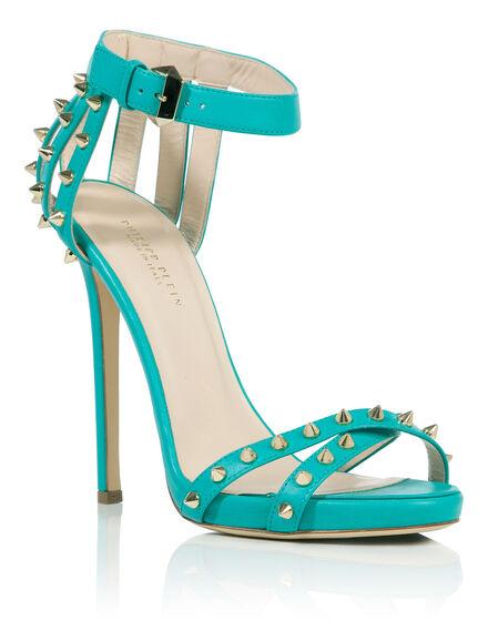 Sandals High Heels Santa Clara