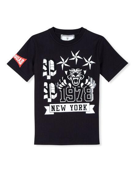 T-Shirt Round Neck SS Duke