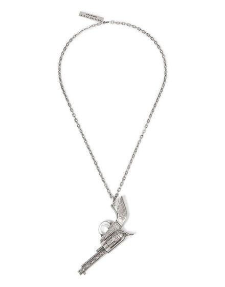 """necklace """"revolver"""""""
