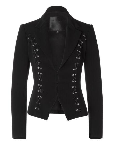 Jacket Lacing