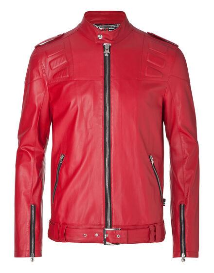 leather jacket lexus