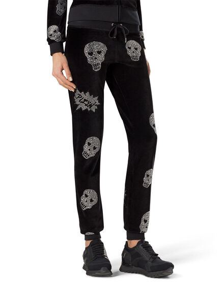 """jogging trousers """"all over"""""""