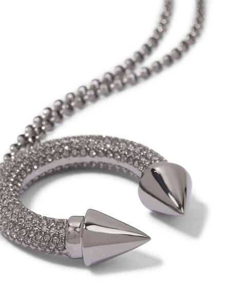 "necklace ""iron"""